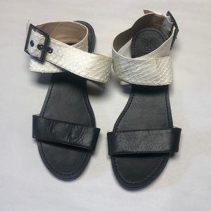 Vince camuto wrap ankle sandals